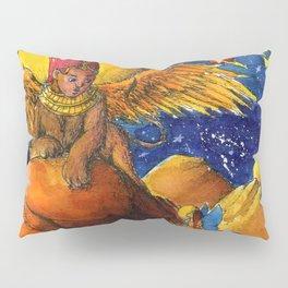 Riddle contest Pillow Sham