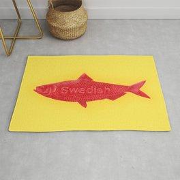 Swedish Fish Rug