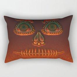 Let's Face It Rectangular Pillow