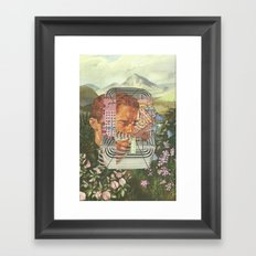 Fanatic Framed Art Print