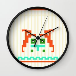 Deer Shirt Wall Clock