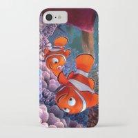 nemo iPhone & iPod Cases featuring Nemo by Max Jones