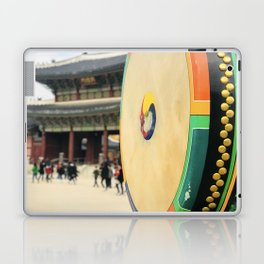 The royal drum Laptop & iPad Skin