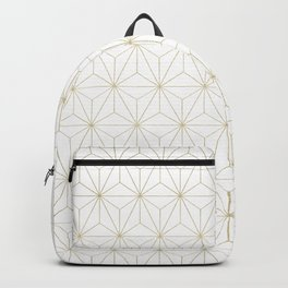 Geometric Glamor #1 #geo #decor #art #society6 Backpack