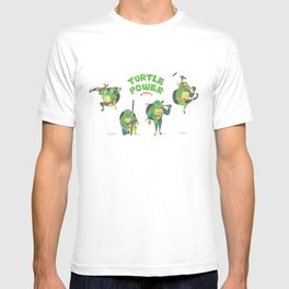 Ninja Turtles Turtle Power T-shirt
