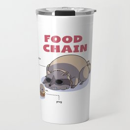 Food Chain Travel Mug