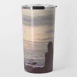 Sunrise walk Travel Mug