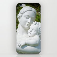 Mother & Child iPhone & iPod Skin