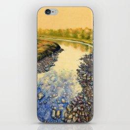 Up A Creek iPhone Skin