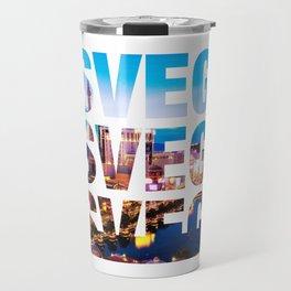 Las Vegas Landscape Travel Mug