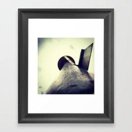 Eyes Aloft III Framed Art Print