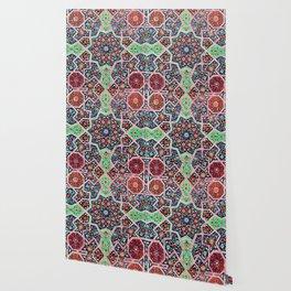 V16 Special Colored Traditional Moroccan Design. Wallpaper
