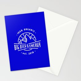 B1g D1ck Energy Stationery Cards