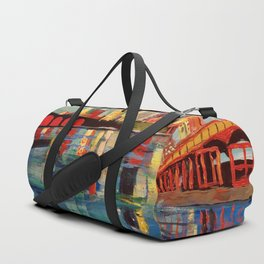 Expression Dallas Duffle Bag