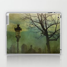 Once pon a time a park in Barcelona Laptop & iPad Skin