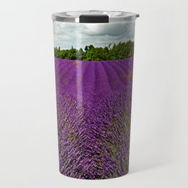 Lavender Landscape (Version 1)  Travel Mug