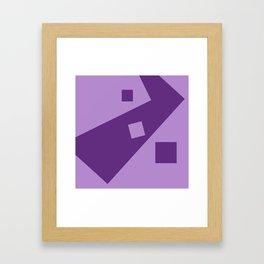 Space for living 2 Framed Art Print