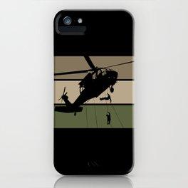 Air Assault iPhone Case