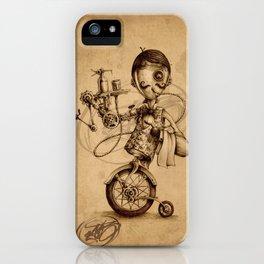 #5 iPhone Case