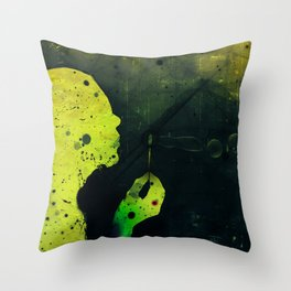 The Women in you Throw Pillow