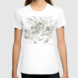 Late Night Subway Rides, NYC T-shirt