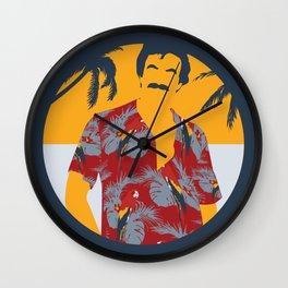 Magnum - Icon set Wall Clock