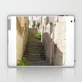 Stairway in France Laptop & iPad Skin