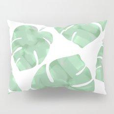 Palm Leaf Pattern  Pillow Sham