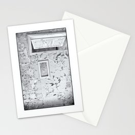 Lost Places Berlin: Interrogation Room Stationery Cards