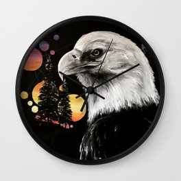 Community Revisited Wall Clock