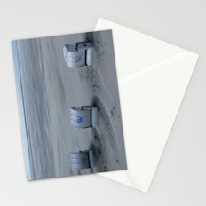 www - beach chairs Stationery Cards