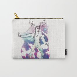 The Sprite of SPRING      by Kay Lipton Carry-All Pouch