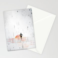 Just Run Stationery Cards
