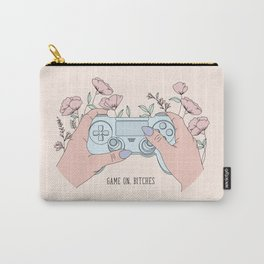 Game On, Bitches Carry-All Pouch