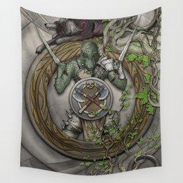 Yrchyn, the tyrant Wall Tapestry