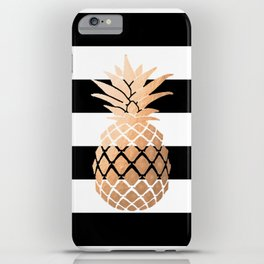 Pineapple Vibes iPhone Case