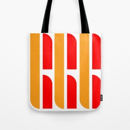 Bauhaus Font art: Joschmi & Xants Tote Bag