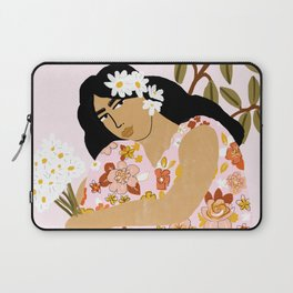 Bohemian Lady Laptop Sleeve