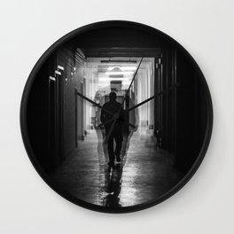 The Schizoid Man Wall Clock