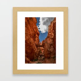 Bryce_Canyon National_Park - 4 Framed Art Print