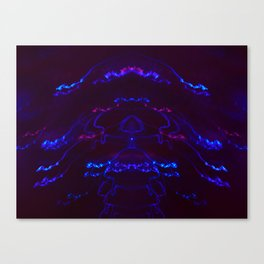 Not A Jellyfish Canvas Print