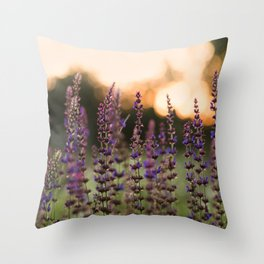 The delicacy Throw Pillow