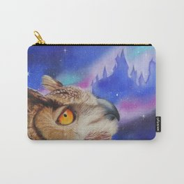 Dreaming of the Owlery Carry-All Pouch