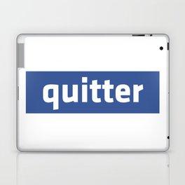quitter Laptop & iPad Skin