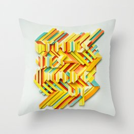 This Is Made Up #3 Throw Pillow