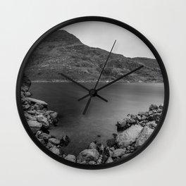 The lake in between Wall Clock