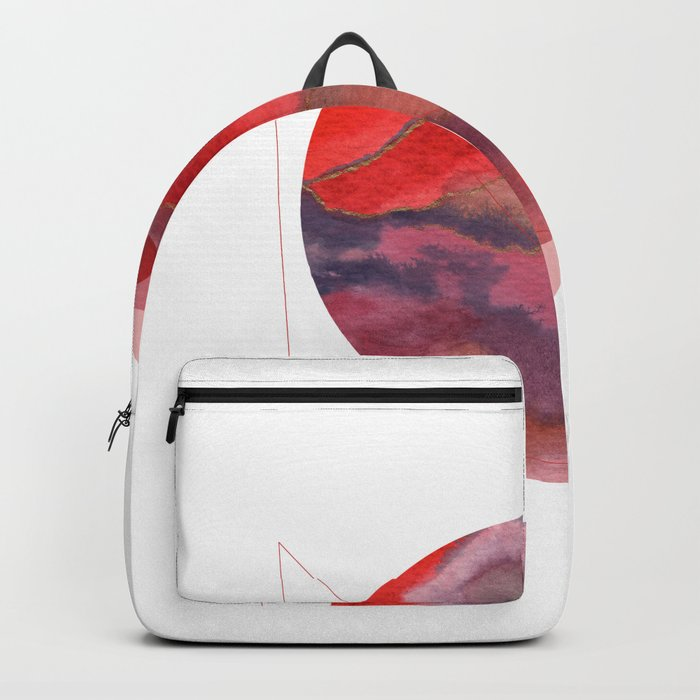 Watercolor S. 05 Backpack