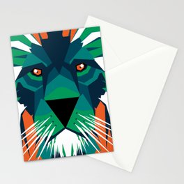 Aurora Lion Stationery Cards