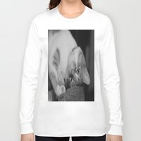 simba Long Sleeve T-shirts featuring Simba  by Kai M Brinkman