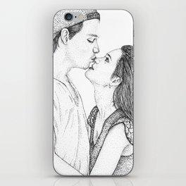 Johnny & Winona iPhone Skin
